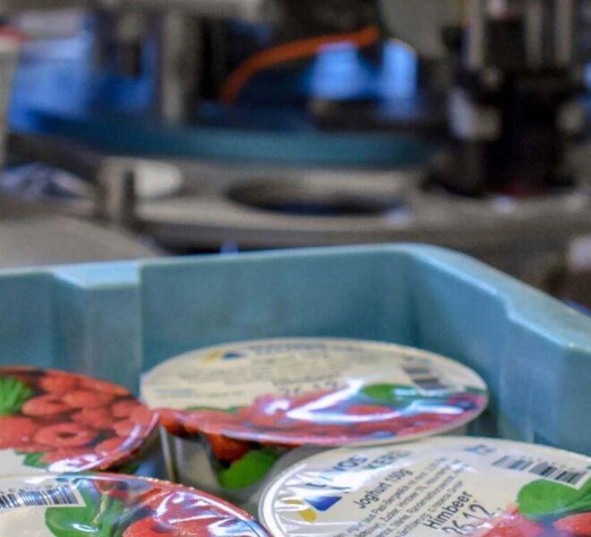 Joghurtproduktion