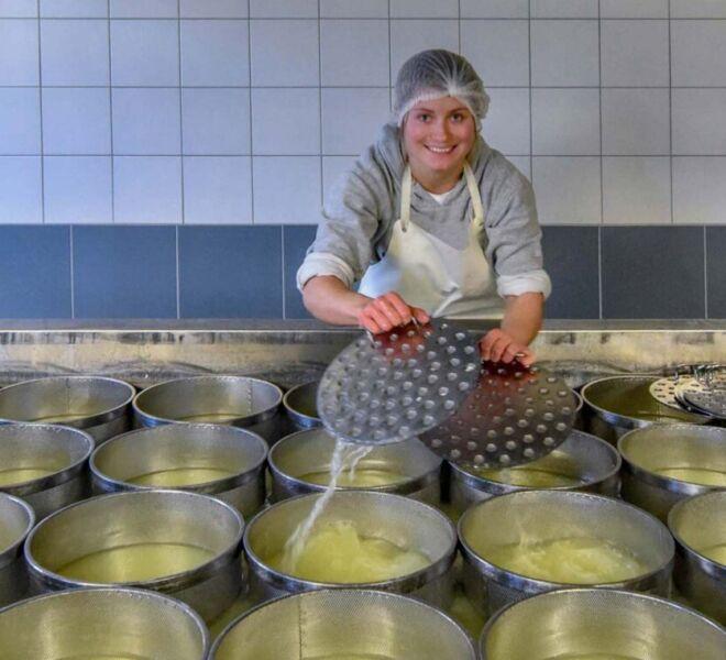 Kaeseherstellung